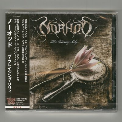 Photo1: The Blazing Lily / Norhod [Used CD] [Import] [Sealed]