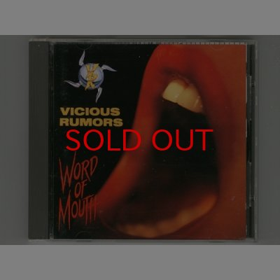 Photo1: Word Of Mouth / Vicious Rumors [Used CD]