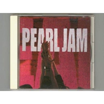 Photo1: Ten / Pearl Jam [Used CD] [Sample]