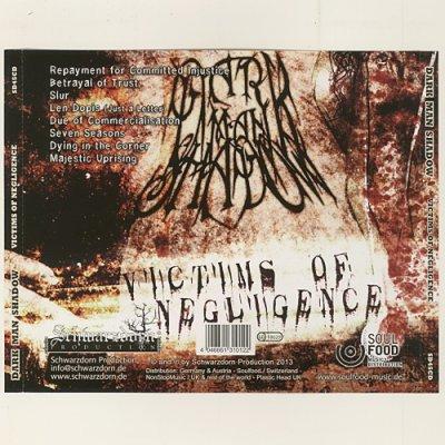 Photo2: Victims Of Negligence / Dark Man Shadow [Used CD] [Import]