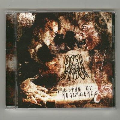 Photo1: Victims Of Negligence / Dark Man Shadow [Used CD] [Import]