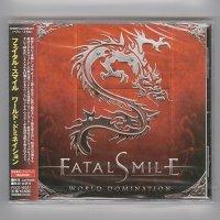 World Domination / Fatal Smile [Used CD] [Sealed]