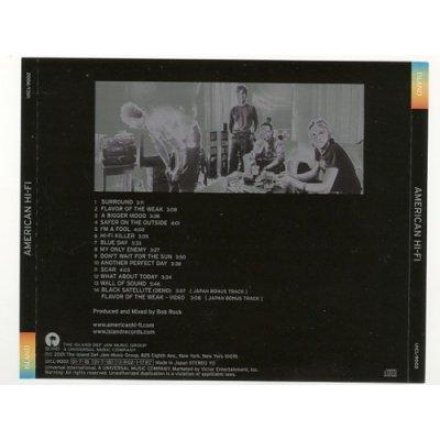 Photo2: St / American Hi-Fi [Used CD] [w/obi]