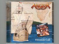 Freedom Call & Holy Live / Angra [Used CD] [2CD] [Import]