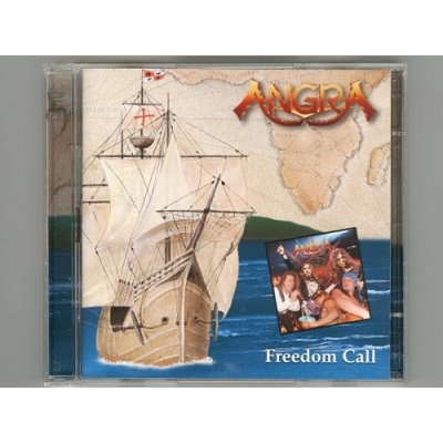Photo1: Freedom Call & Holy Live / Angra [Used CD] [2CD] [Import]