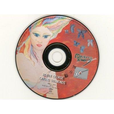 Photo4: Crying Diamonds / Robin George [Used CD] [Sample] [w/obi]