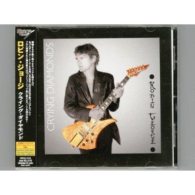 Photo1: Crying Diamonds / Robin George [Used CD] [Sample] [w/obi]