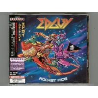 Rocket Ride -Limited Edition- / Edguy [Used CD] [CD+DVD] [1st Press] [w/obi]