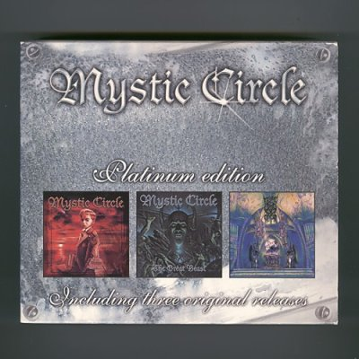 Photo1: Platinum Edition / Mystic Circle [Used CD] [3CD BOX] [Import]