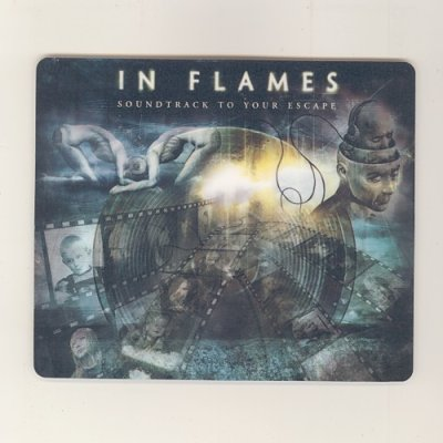 Photo4: Soundtrack To Your Escape / In Flames [Used CD] [1st Press]
