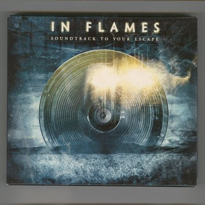 Photo1: Soundtrack To Your Escape / In Flames [Used CD] [1st Press]