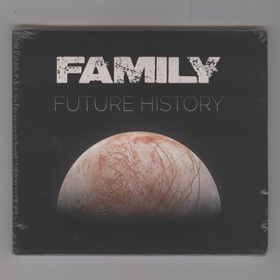 Photo1: Future History / Family [Used CD] [Digipak] [Import] [Sealed]