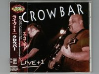 Live + 1 / Crowbar [Used CD] [EP] [Sample] [w/obi]