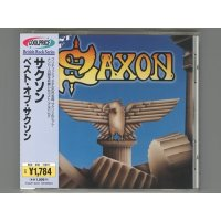 Best Of Saxon / Saxon [Used CD] [w/obi]