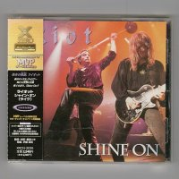 Shine On / Riot [Used CD] [1st Press] [w/obi]