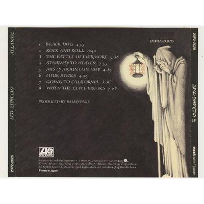 Photo2: Led Zeppelin IV (Four Symbols) / Led Zeppelin [Used CD] [w/obi]