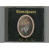 Pride In Tact / Lionsheart [Used CD]