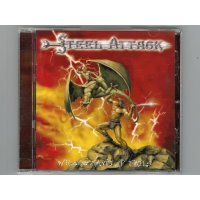 Where Mankind Fails / Steel Attack [Used CD] [Import]