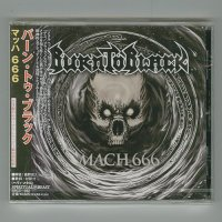 Mach 666 / Burn To Black [Used CD] [Sealed]