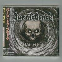 Mach 666 / Burn To Black [Used CD] [Sealed]