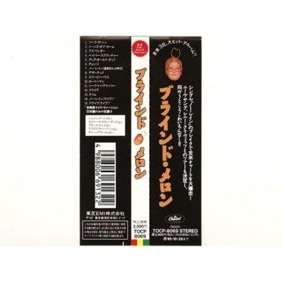 Photo3: St / Blind Melon [Used CD] [w/obi]