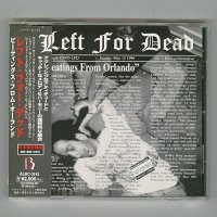 Beating's From Orlando / Left For Dead [Used CD] [w/obi]
