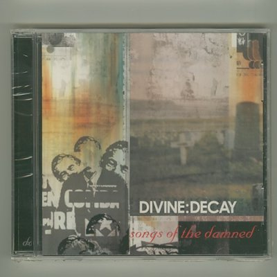 Photo1: Songs Of The Damned / Devine Decay (Devine:Decay) [New CD] [Import]