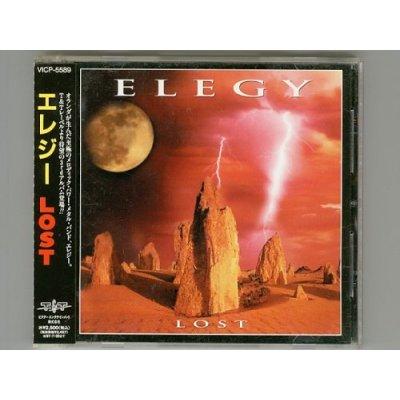 Photo1: Lost / Elegy [Used CD] [w/obi]