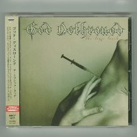 The Toxic Touch / God Dethroned [Used CD] [w/obi]