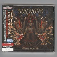 The Panic Broadcast / Soilwork [Used CD] [CD+DVD] [1st Press] [Sealed]