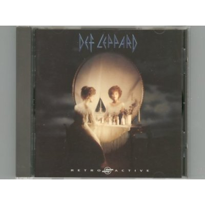 Photo1: Retro Active / Def Leppard [Used CD] [Import]