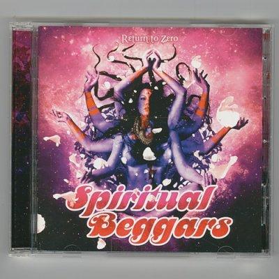 Photo3: Return To Zero / Spiritual Beggars [Used CD] [1st Press]