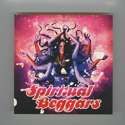 Photo4: Return To Zero / Spiritual Beggars [Used CD] [1st Press]