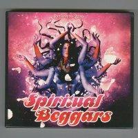 Return To Zero / Spiritual Beggars [Used CD] [1st Press]