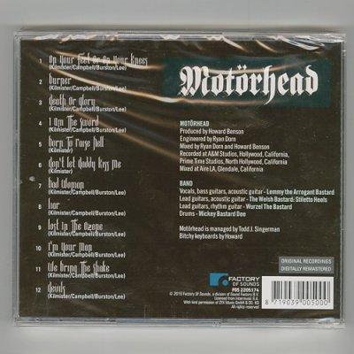Photo2: Death Or Glory (Bastards) / Motorhead [New CD] [Import]