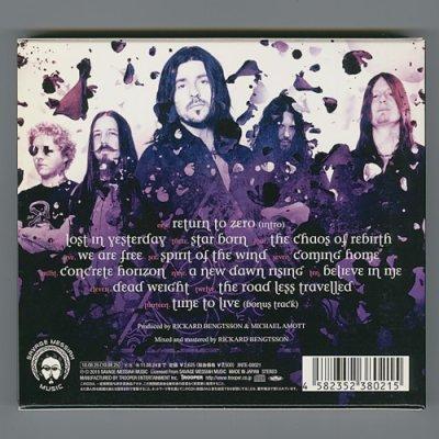 Photo2: Return To Zero / Spiritual Beggars [Used CD] [1st Press]