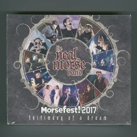 Morsefest 2017: Testimony Of A Dream / The Neal Morse Band [4CD+2DVD] [Sealed] [Import]