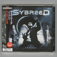 Antares / Sybreed [Used CD] [w/obi]