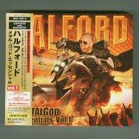 Metal God Essentials Vol. 1 / Halford [Used CD] [2CD+DVD] [Digipak] [1st Press] [w/obi]