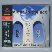 Heat Of Emotion / Caught In The Act [Used CD] [w/obi]
