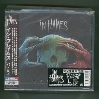 Battles / In Flames [Used CD] [CD+T-Shirt(L)] [Sealed]