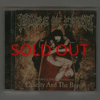 Cruelty And The Beast -Special Limited Edition- / Cradle Of Filth [Used CD] [2CD] [Import]