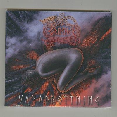 Photo1: Vanadrottning / Grimner [Used CD] [Digipak] [Import] [Sealed]