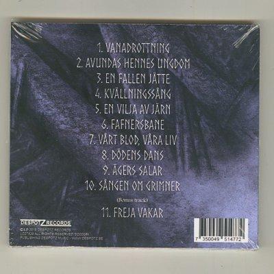 Photo2: Vanadrottning / Grimner [Used CD] [Digipak] [Import] [Sealed]