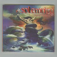 Reign In Hell / Solemnity [Used CD] [Digipak] [Import] [Sealed]