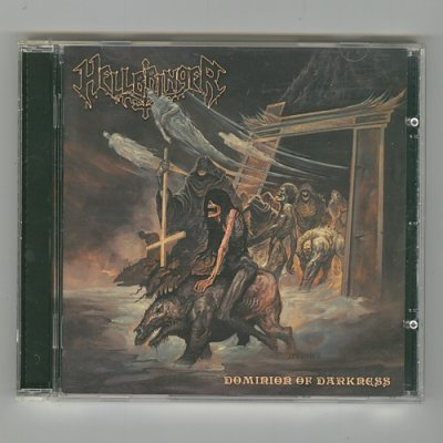 Photo1: Dominion Of Darkness / Hellbringer [Used CD] [Import]