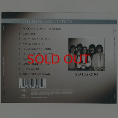 Photo2: The Silver Collection / Status Quo [Used CD] [Import]
