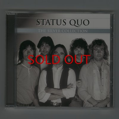 Photo1: The Silver Collection / Status Quo [Used CD] [Import]
