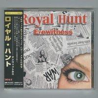 Eyewitness / Royal Hunt [Used CD] [w/obi]