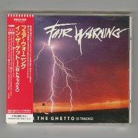In The Ghetto (6 Tracks) / Fair Warning [Used CD] [EP] [w/obi]